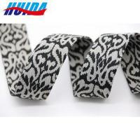 Fashion Style Jacquard Elastic Webbing For Shoes Clothes