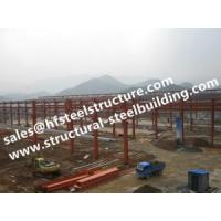 Customized Prefab Light Steel Industrial And Engineering Buildings Shed