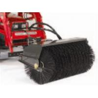 7 Front Mount Hydraulic Sweeper for Skid Steers & Compact Tractor Loaders