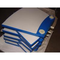 Buy cheap New High Efficiency Ceramic Chamber Filter Press for dewatering from wholesalers