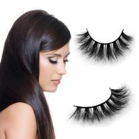 Cheap Private Label 100% Mink Eyelashes With Your Own Brand for sale