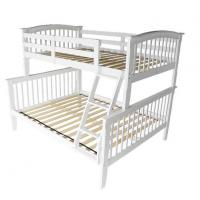 China White Wooden Bunk Beds on sale