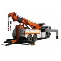 Cheap Two 35,000lbs Planetary Winches Rotator Recovery Truck for sale