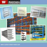 Cheap Steel Metal Storage Warehouse Storage Commercial Shopping Center Mall Display Rack Shelf for sale