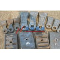 Cheap Engineering parts Stone crushing machinery wear resistant alloy fittings for sale