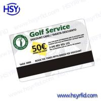 Cheap Smart Card Smart Blank Magnetic Card for sale