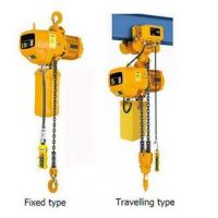 Buy cheap Electric chain hoist Home HSY-electric chain hoist from wholesalers