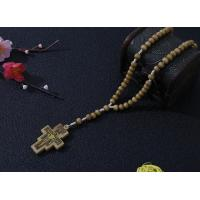 Cheap 6-7mm natural rosary for sale