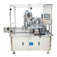 Cheap powder/fine granule bottling and capping machine for sale