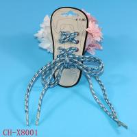 Shoelace CH-X8001 The brightly shiny round shoelace