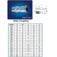 STAIALESS STEEL PIPE FITTINGS Male Coupling