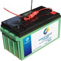 Chna Good Price 12V65AH Solar Battery GEL Vrla Battery Standard Products