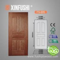 Cheap 4.2mm Wood Veneer Door Skin for sale