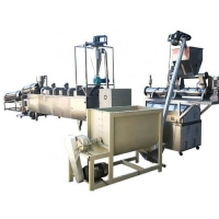 Buy cheap Pet food production line manufacturing pellet food for dog,cat,bird from wholesalers