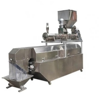 Buy cheap Automatic pet food extruder for sale ,pet food making machine supplier from wholesalers