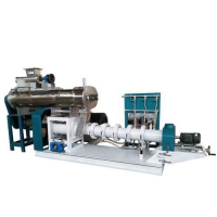Cheap Fish feed extrusion machine,fish feed pelleting machine for tilapia for sale
