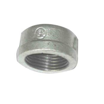 China malleable iron pipe fitting cap