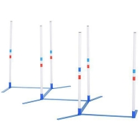 Cheap Dog Agility Weave Poles for sale