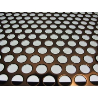 Cheap Brass Perforated Metal for sale