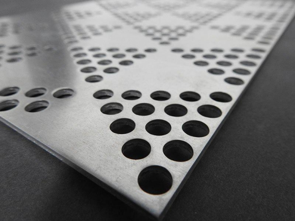 China Stainless Steel Perforated Metal