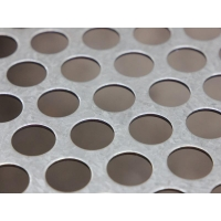 Cheap Galvanized Steel Perforated Metal for sale