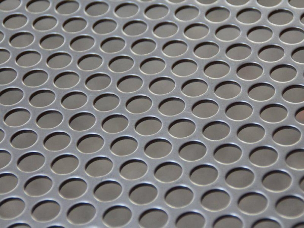 China Steel Perforated Metal