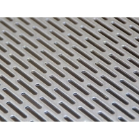 Cheap Slotted Hole Perforated Metal for sale