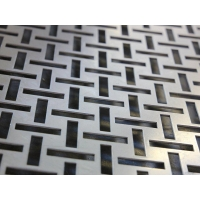 Cheap Decorative Perforated Metal for sale