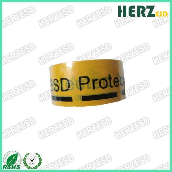 Quality HZ-1401B Wholesales ESD Protect Area Warning Tape wholesale