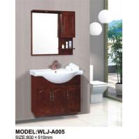 Buy cheap Bathroom Cabinet Product  WLJ-A005 from wholesalers
