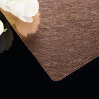 Buy cheap High-end Embossed Stainless Steel Sheet from wholesalers