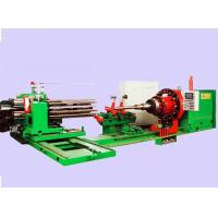 Buy cheap Bladder Turn-up Building Machine LCK-2024DF from wholesalers