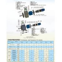 Buy cheap Structural Map of BL Type Airlocks from wholesalers