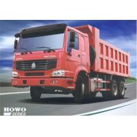 Buy cheap HOMO 6x4 DUMP TRUCK from wholesalers