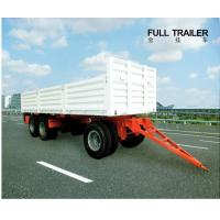 Buy cheap FULL TRAILER from wholesalers