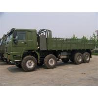 Buy cheap HOWO 8X4 CARGO TRUCK from wholesalers