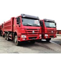Buy cheap HOWO 6X4 DUMP TRUCK from wholesalers