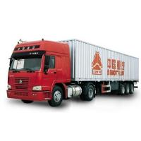 Buy cheap HOWO 4X2 TRACTOR TRUCK from wholesalers