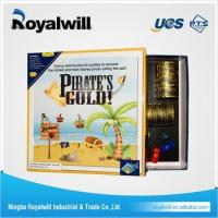 Buy cheap Popular for the market Education PIRATE'S GOLD Board Game from wholesalers