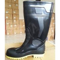 Cheap Steel Toe PVC Gumboot for sale