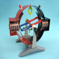 Buy cheap PTE048 Principle of Motor Demonstration Device from wholesalers