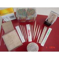 wooden toothpicks Manufactures